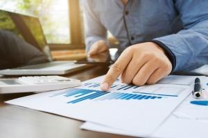 Wynik finansowy przedsiębiorstw odnotował wyraźny wzrost