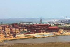 ArcelorMittal tworzy spółkę z NSSMC w celu przejęcia huty w Indiach