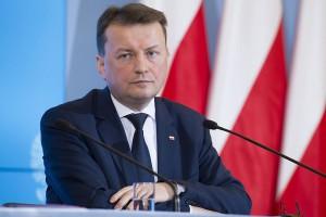 Minister obrony deklaruje: ZUS nie wzrośnie, wręcz przeciwnie - spadnie