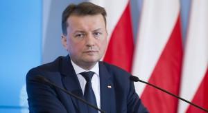 Mariusz Błaszczak apeluje o porozumienie NATO ws. cyberprzestrzeni