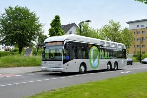 Niemcy złożyli największe w Europie zamówienie na wodorowe autobusy