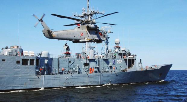 Okręty, helikoptery - wszystko stare. Oto modernizacja Marynarki Wojennej