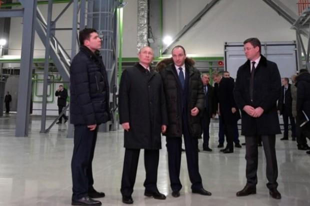 Rosjanie w Kaliningradzie wybudowali dwie elektrociepłownie