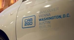 Daimler wierzy w car sharing