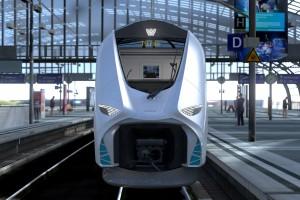 Powstanie zero-emisyjny pociąg