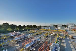 Konkurencja PGNiG przechowuje w magazynach potentata coraz więcej gazu