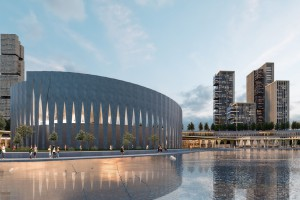 Budowana od zera dzielnica zmieni oblicze miasta