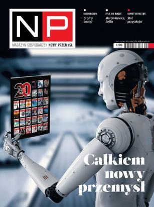Magazyn Gospodarczy Nowy Przemysł 1/2018