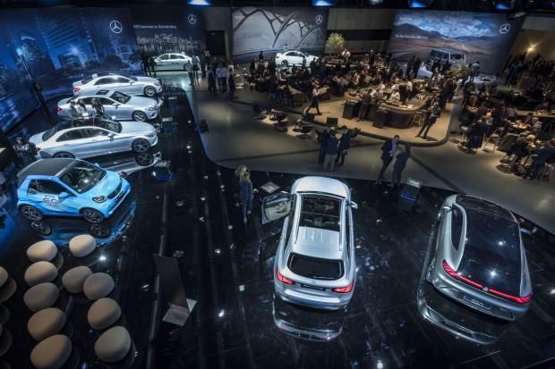 Autosalon Genewa 2018 pod znakiem samochodów elektrycznych