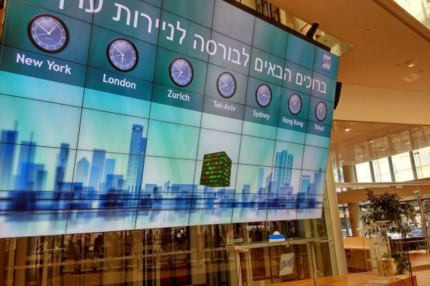 GPW chce kupić izraelską giełdę