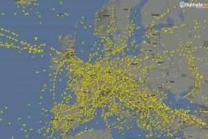 Kurczy się wolna przestrzeń lotnicza i lotniskowa