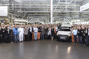 Dwumilionowy Caddy zjechał z taśmy fabryki Volkswagena
