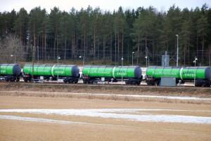 Szwedzi wycofali się ze spółki z DB Cargo. Nie chcieli podnosić cen