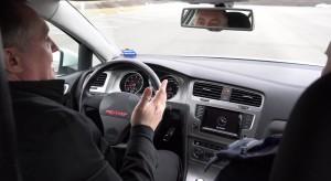 Kierownica się nie kręci, a auto skręca. Autonomiczne auta już jeżdżą w Polsce. Zobaczcie