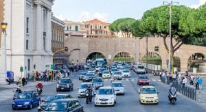 Motoryzacyjna rewolucja w Rzymie - nawet 230 tys. pojazdów z zakazem wjazdu