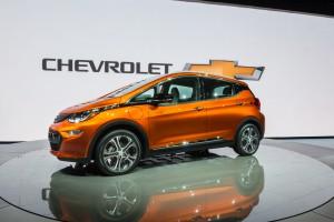 GM zwiększy produkcję modeli elektrycznych