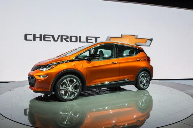 GM zwiększy produkcję elektrycznych samochodów Chevrolet Bolt