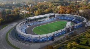 Małopolskie miasto inwestuje miliony w przebudowę stadionu