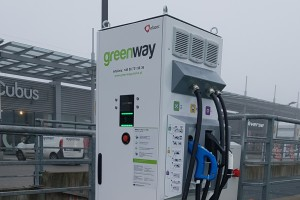 Liczba stacji GreenWay Polska skokowo wzrośnie. Mimo spadku popytu