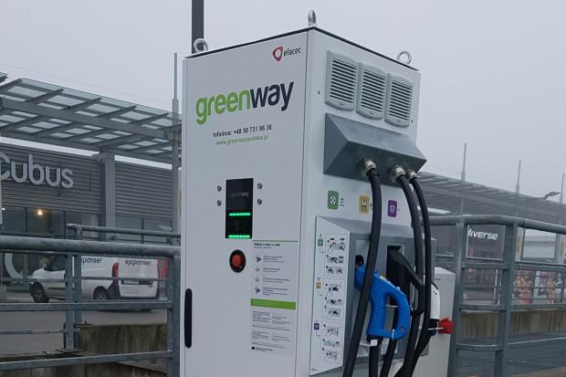 Ultraszybkie ładowarki GreenWay w przyszłym roku