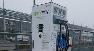 Nowe ładowarki GreenWay Polska przy marketach dużej sieci handlowej