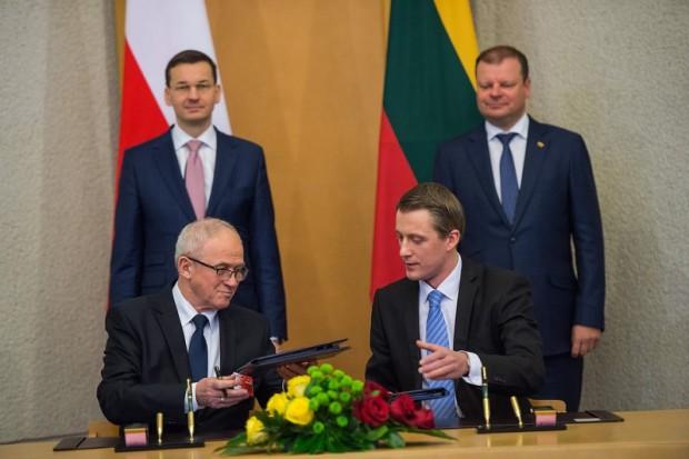 Via Baltica i Rail Baltica nie załatwią sprawy litewskiej