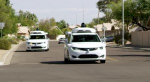 Renault i Nissan rozważają partnerstwo z Waymo dot. autonomicznych samochodów