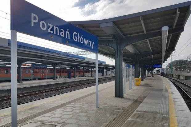 Poznań Główny ma zmodernizowane perony