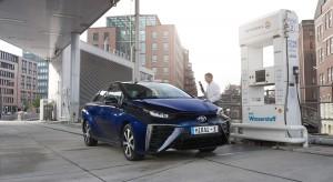 Według Toyoty niedługo zniknie naajwiększa przeszkoda dla rozwoju aut z ogniwami paliwowymi