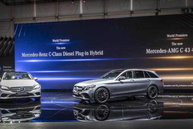 Rekordowy zasięg hybrydy Mercedesa