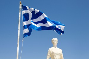 """Gospodarka Grecji przestała się """"zwijać"""""""