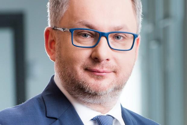 CNG i LNG to w zasadzie dwa osobne segmenty, które dla naszej spółki są jednakowo ważne - mówi Henryk Mucha (fot.mat.pras.)