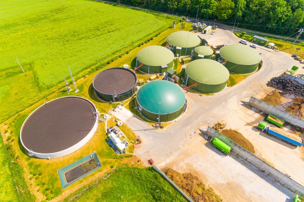 W połowie roku aukcje na budowę biogazowni