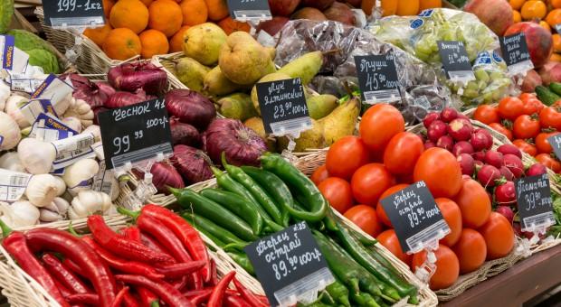 W 2017 r. Rosja kupiła ponad 7 mln ton owoców i warzyw