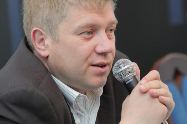 Cezary Kaźmierczek, fot. PTWP (Andrzej Wawok)