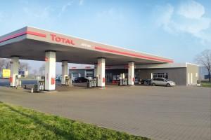 Nowa stacja Total w Kościanie