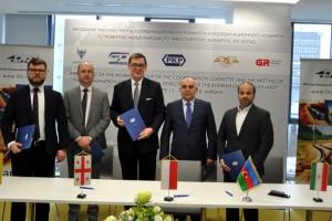 Bliżej do uruchomienia nowego korytarza transportowego z Azji do Europy