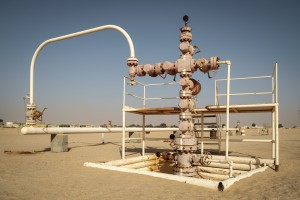 Policja rozpędziła protest na polu naftowym koncernu Eni