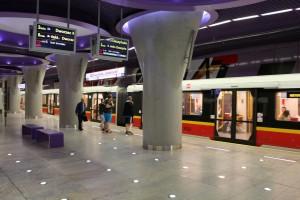 Dwie oferty na rozbudowę metra w Warszawie. Obie ponad budżet