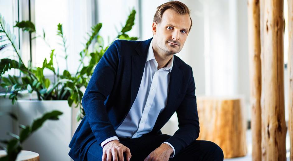Adam Targowski. fot. Skanska