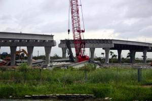 Na Florydzie zawalił się nowy most; są ofiary