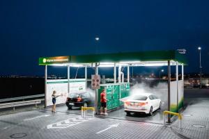 W myjni na stacji BP zapłacisz kartą zbliżeniową