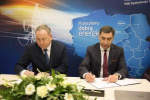 PGE Dystrybucja podpisała listy intencyjne ze szkołami zawodowymi z 5 województw