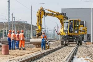 Budowlańcy wykoleją się na rządowych inwestycjach? Wiceminister uspokaja