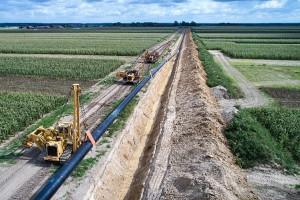 Rafako na najtańszą ofertę na budowę dużego gazociągu