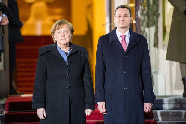 Nord Stream 2 - biznes ważniejszy niż polityka? Merkel ma problem z sojusznikami
