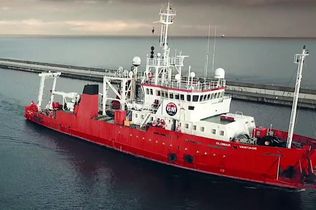 Baltic Pipe coraz bliżej. Statek badawczy już w akcji. Zobaczcie