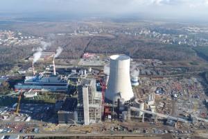 Duży podwykonawca na budowie bloku 910 MW w Jaworznie