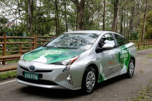 Toyota opracowała pierwszy samochód hybrydowy na etanol