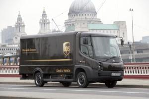 Inteligentny system ładowania elektrycznych pojazdów dostawczych